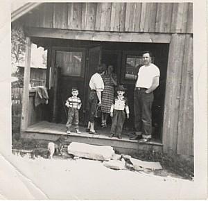 Sitkum front porch